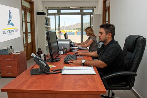 Νέα γραφεία και κτίριο διοίκησης