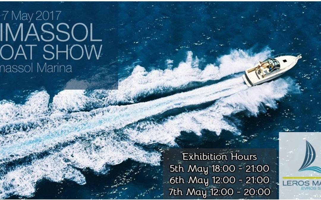 Limassol Boat Show 2017!