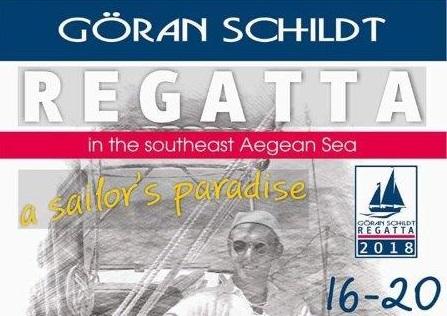 9th Goran Schildt Regatta!