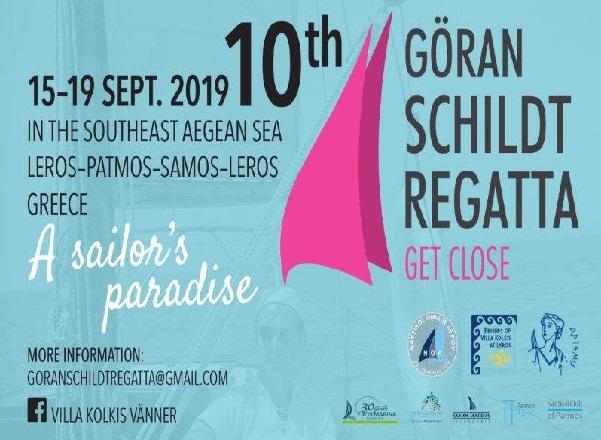 The 10th Goran Schildt Regatta is now open for registration!